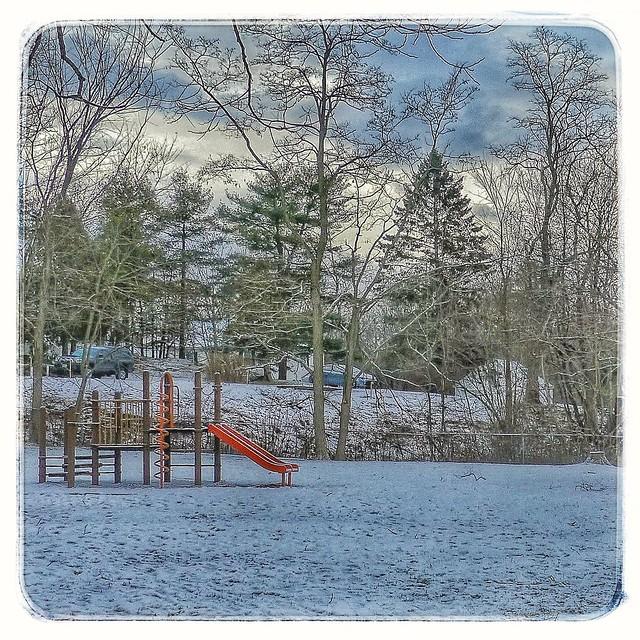 Sliding Into Winter