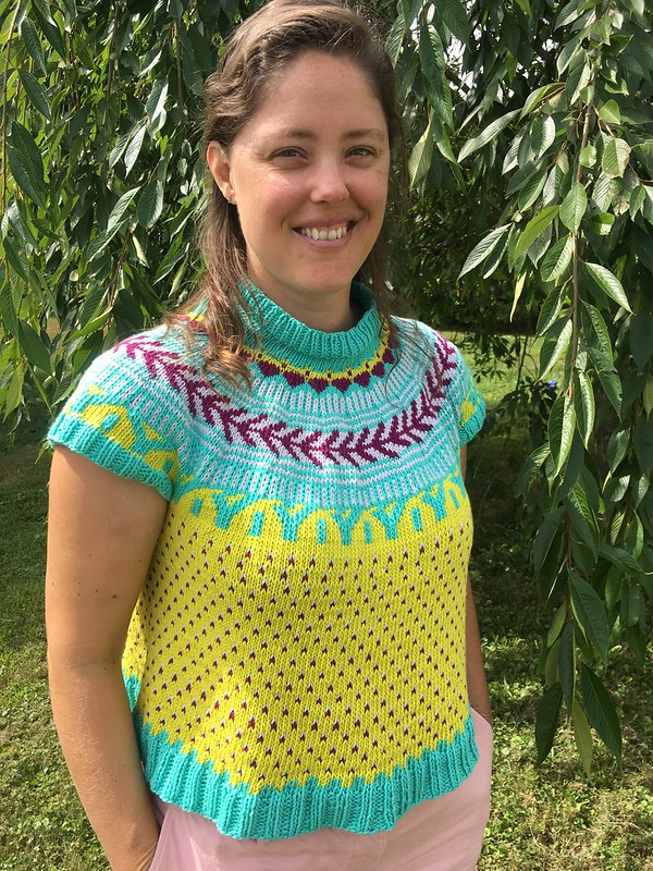How the Sweater Curse Ended:  Cotton Soldotna Crop