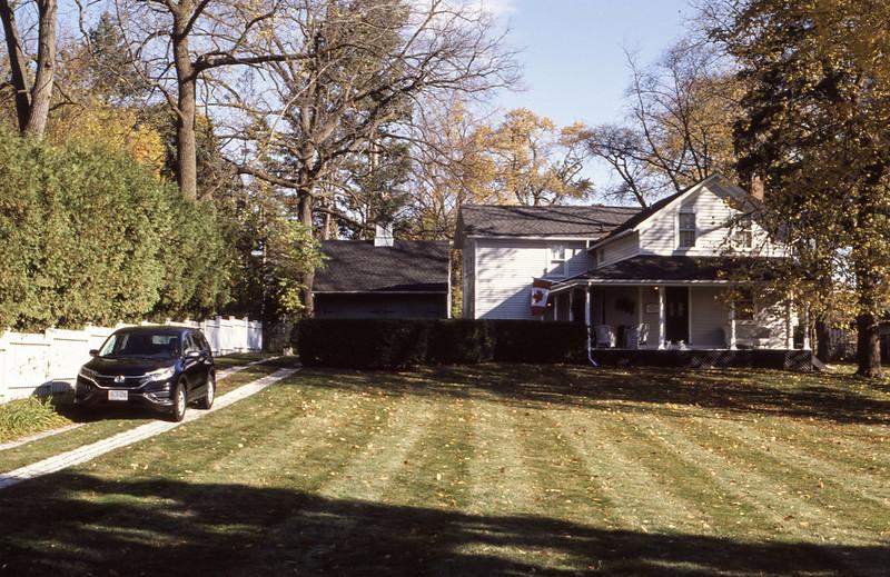 Trafalgar House and Lawn