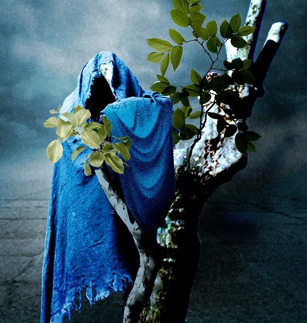 The forgotten cloak