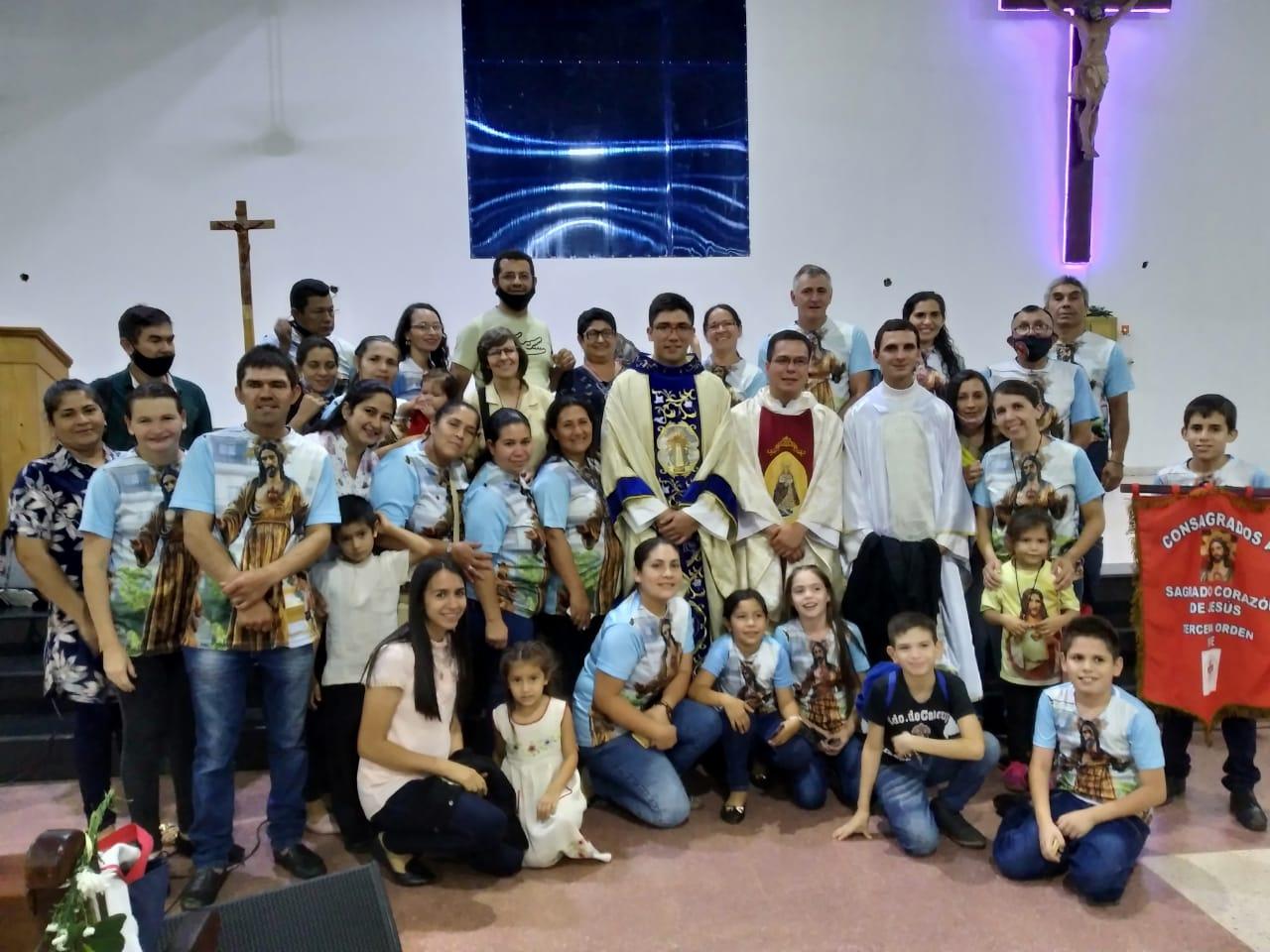 Ordenaciones sacerdotales en Paraguay