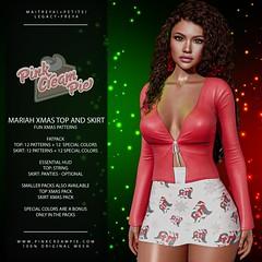 Mariah Xmas Outfit