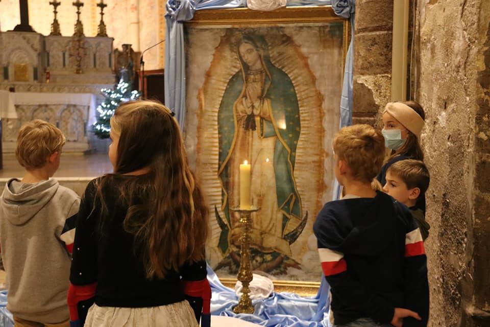 Vigilia de oración por la vida en Francia