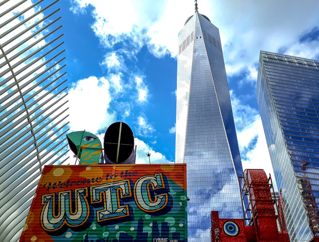 Walk In New York 2019 - WTC Welcome