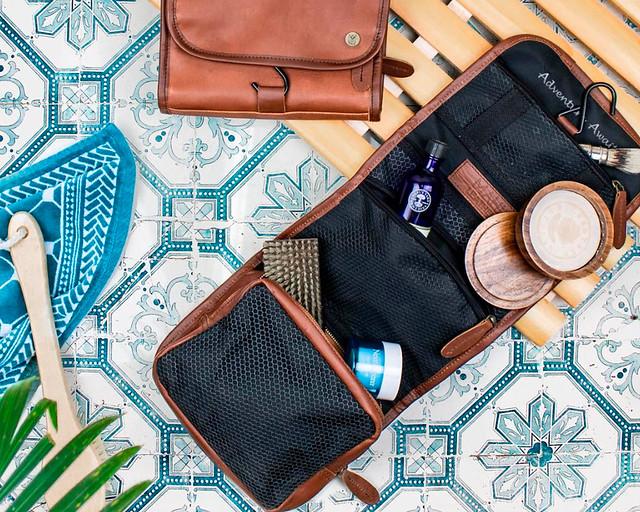 Neceser viajero, uno de los mejores regalos para viajeros