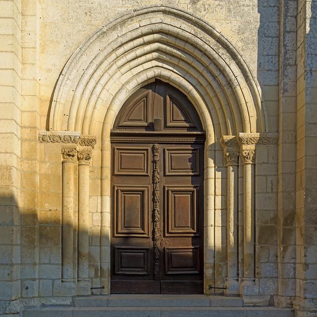 3500 Abbaye Saint-Junien de Nouaillé-Maupertuis