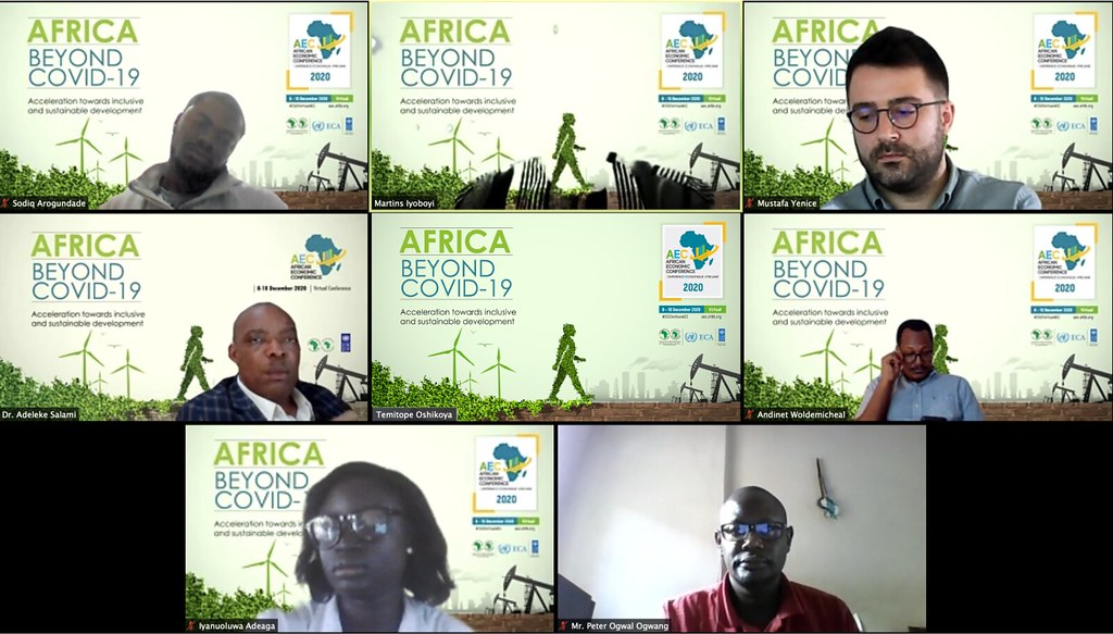 African Economic Conference 2020 - Day 3
