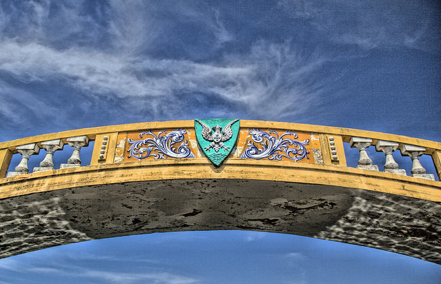under the bridge - Aveiro