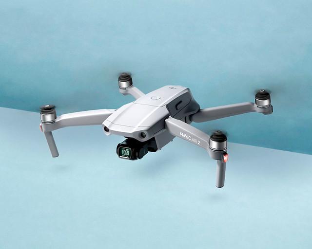 Dron para hacer las mejores fotos y videos de viaje