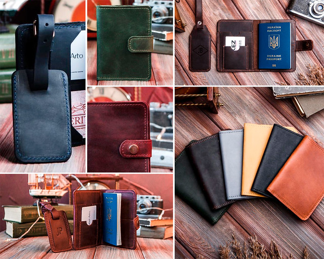 Guarda pasaporte más original para viajeros