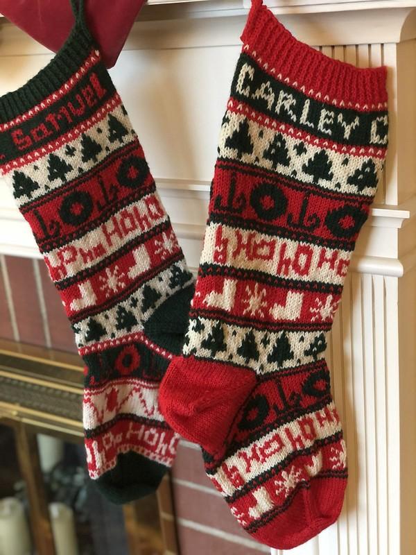 Carley's stocking