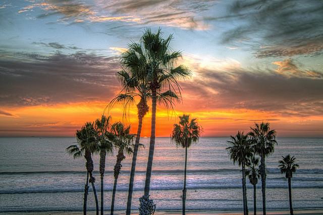 O'Side Beach Sunset 27-12-9-20-70D-24X105mm