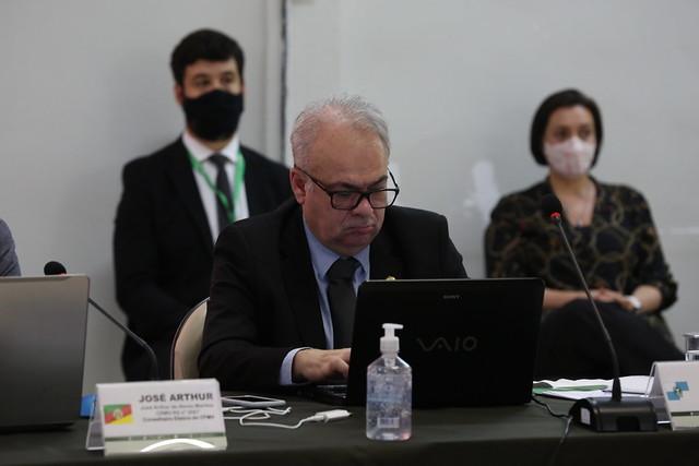 09 e 10/12/2020 - 342ª (CCCXLII) Tricentésima Quadragésima Segunda Sessão Plenária Ordinária do CFMV – Sede do CFMV