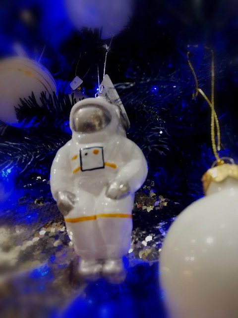 Space happy Christmas