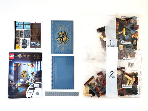 LEGO Harry Potter Hogwarts Moments: Charms Class (76385)