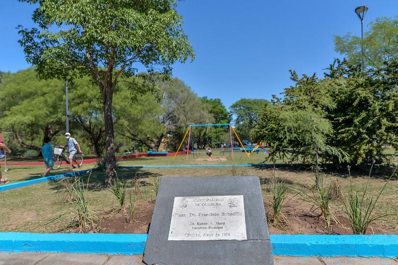 Revalorizan dos espacios recreativos a la vera del Río Suquía (1)