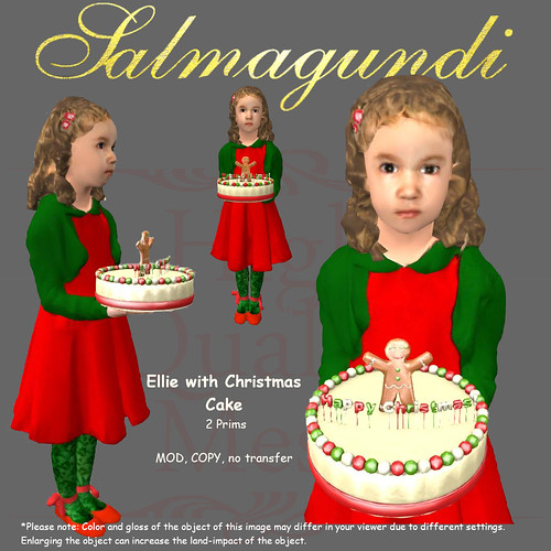 Your Christmas gift from Salmagundi