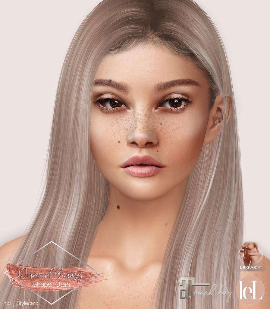 Diamond Beauty – Shape Utah (LeLutka Evolution Lilly)