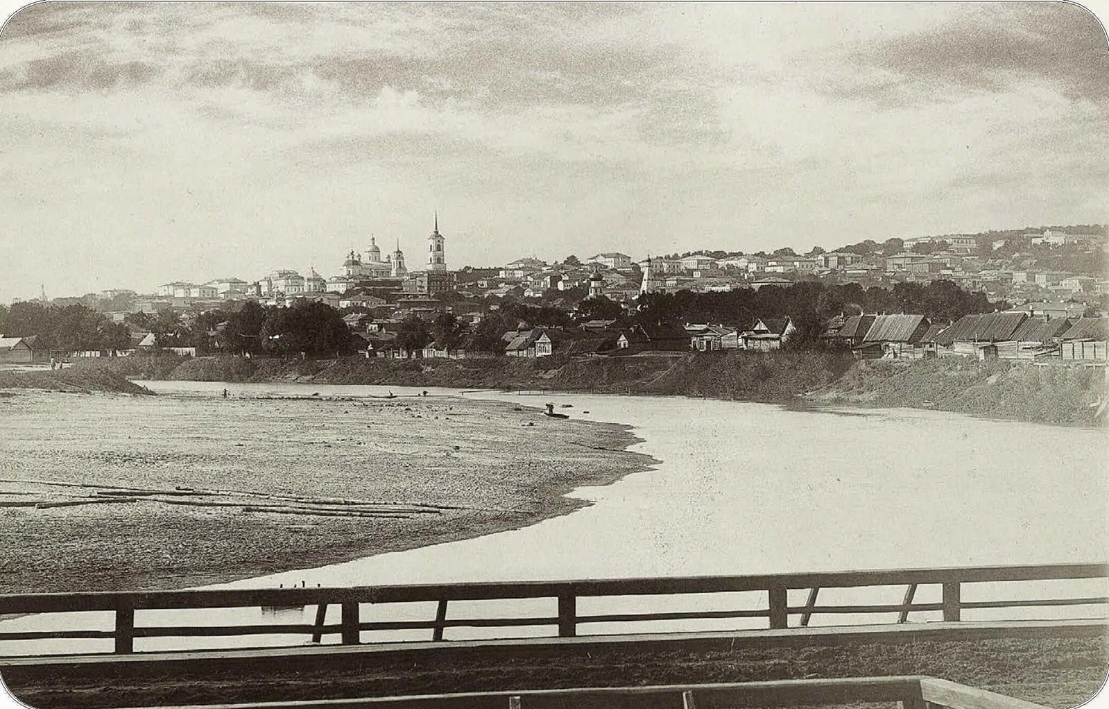 04. Вид на город с северо-востока
