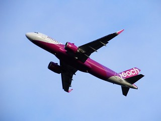 A320N F-WWDS MSN 10392 Peach