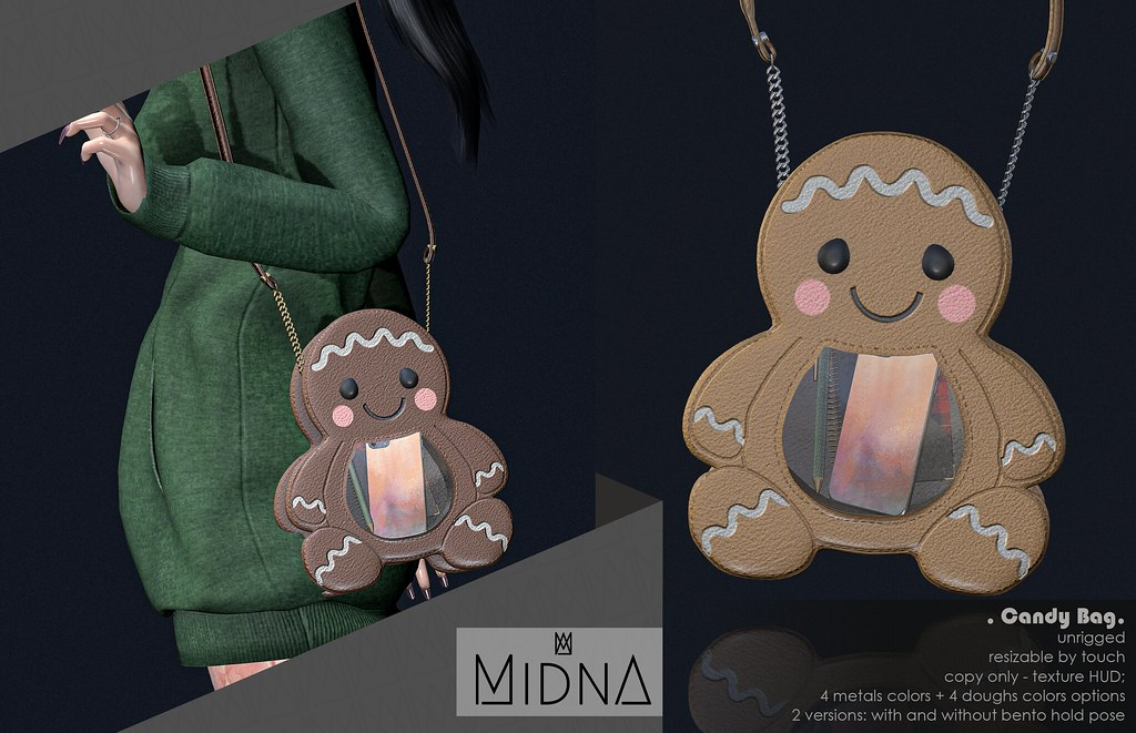 Midna – Candy Bag