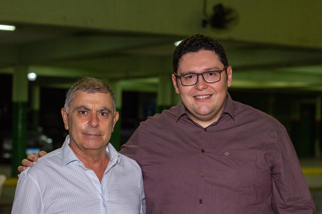 Carlos Tinoco e Rodrigo Ferreira - materia Conselho Deliberativo (2)