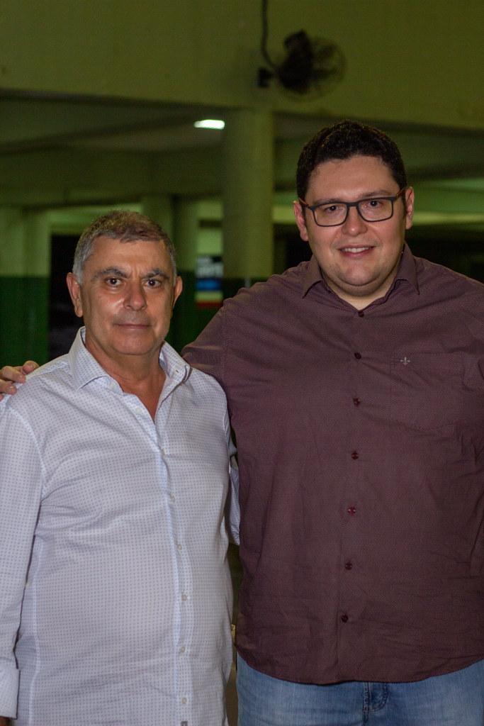 Carlos Tinoco e Rodrigo Ferreira - materia Conselho Deliberativo (1)