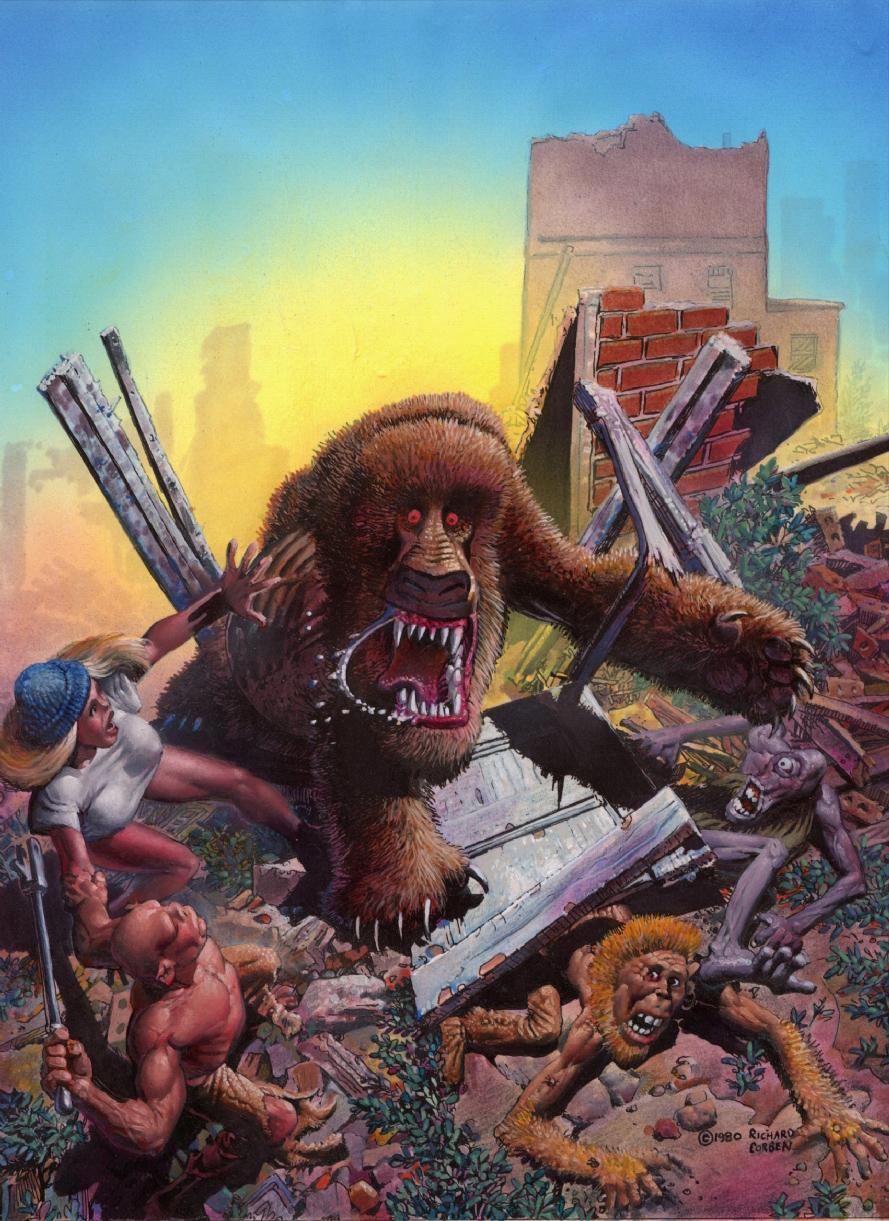 Richard Corben - Mutant World