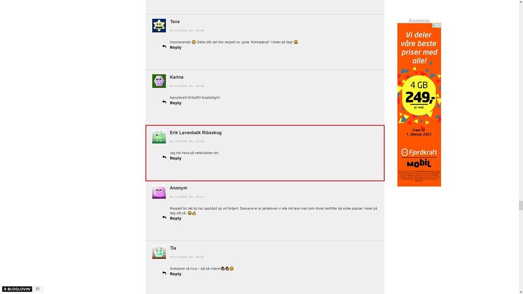 nettmobbing 10. desember 2