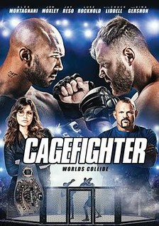 CagefighterDVD