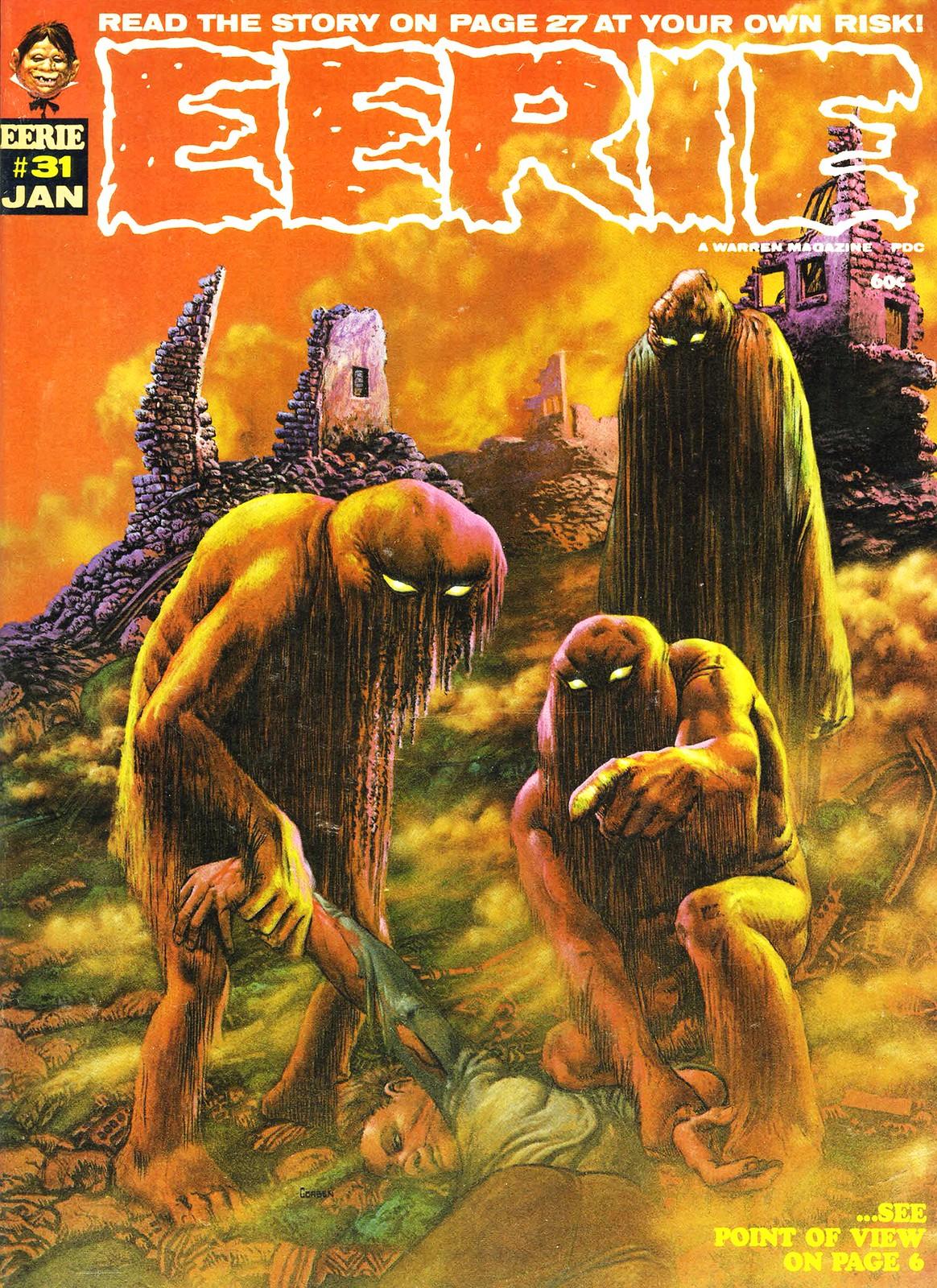 Richard Corben - Eerie #31, January 1971