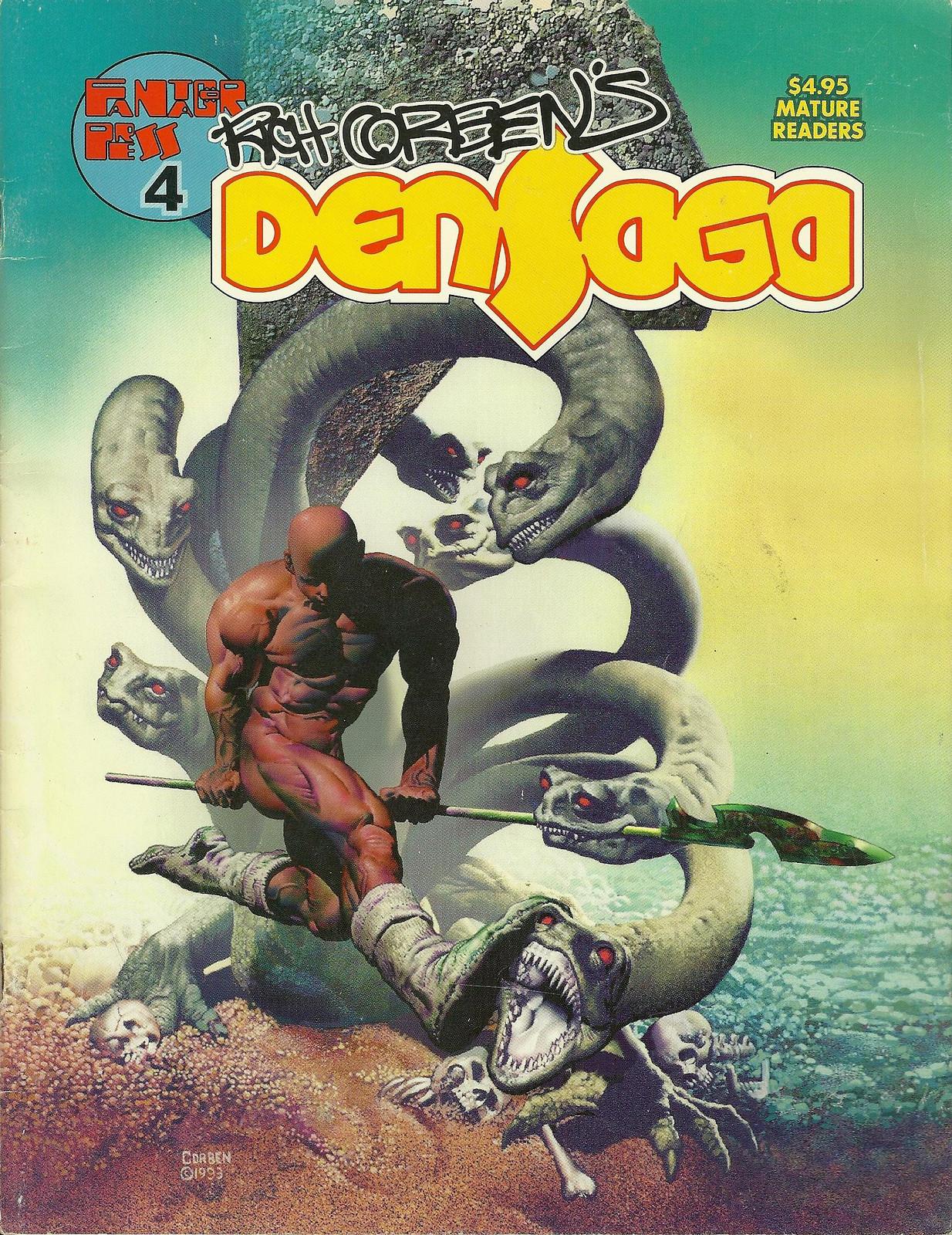 Richard Corben - Den Saga, 1983