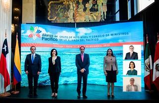 Reunión del Consejo de Ministros de la Alianza del Pacífico