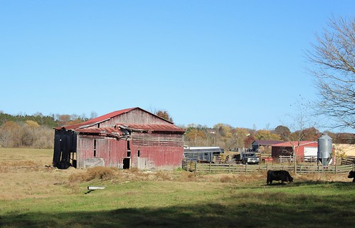 barns oldbarns easttennessee hawkinscountytennessee appalachia farmland farms agriculture
