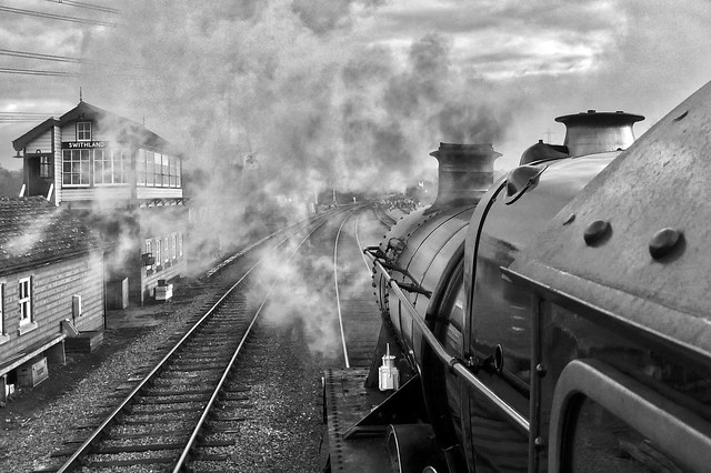 Great Central Railway Loughborough Leicestershire 4th February 2020