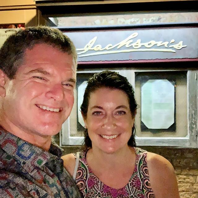 Pensacola 2020, Anniversary, dinner at Jackson's