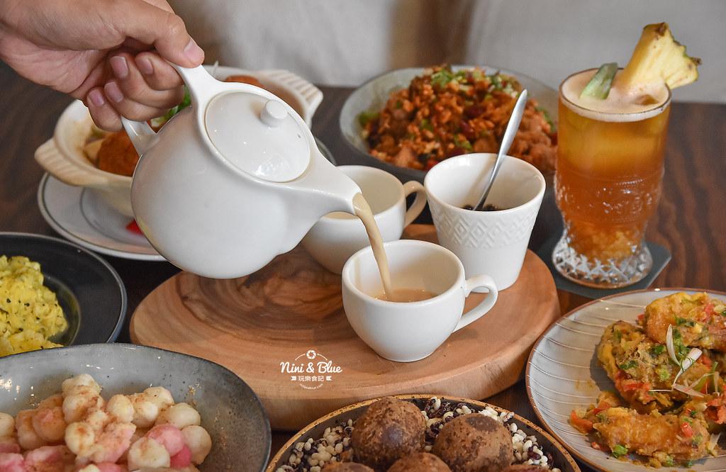 做茶菜 公益路美食36