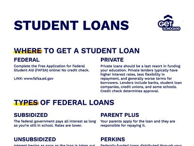 Thumbnail preview of Student Loans