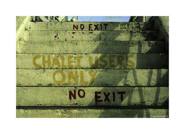 Exit Yellow ©