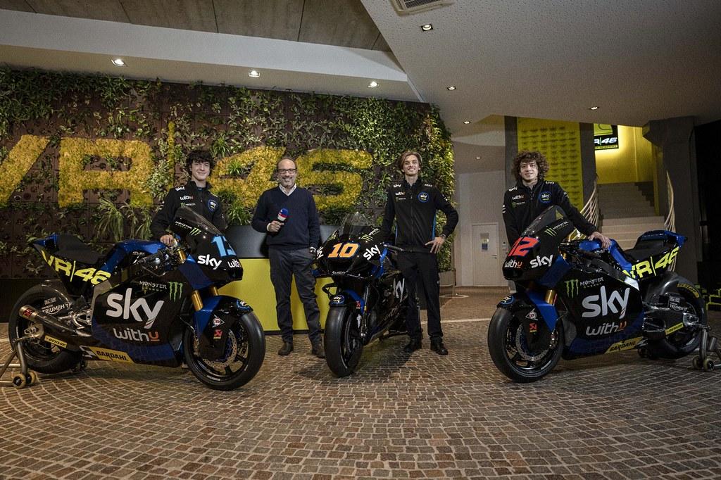 Sky Racing VR46 Livery 2021