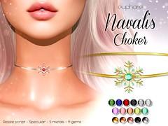 Euphorie - Navalis Choker