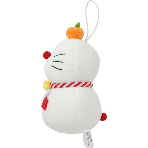 日本郵局「哆啦A夢鏡餅」又來啦!超萌 鏡餅哆啦A夢&哆啦美布偶 陪你過新年~