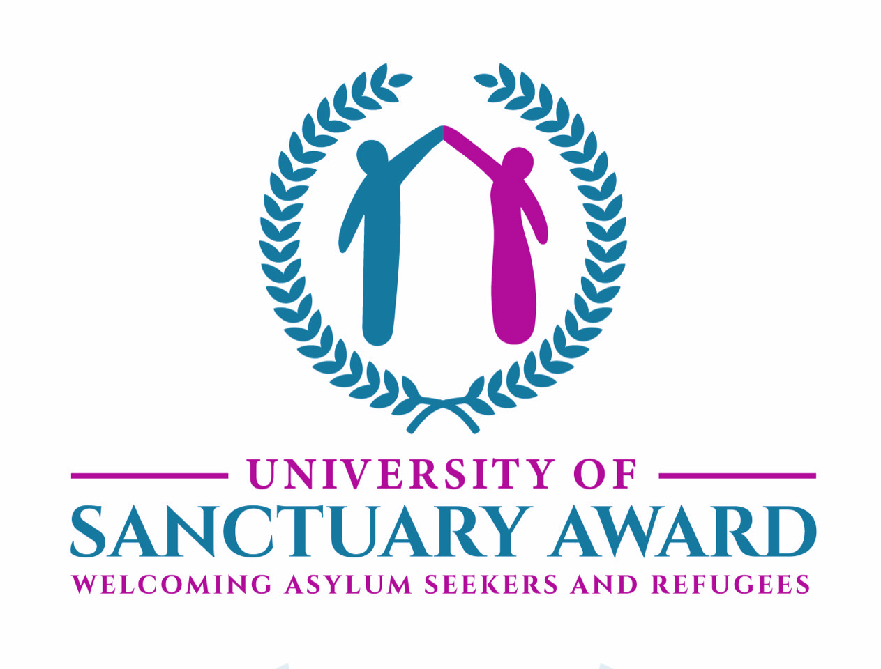 University of Sanctuary logo