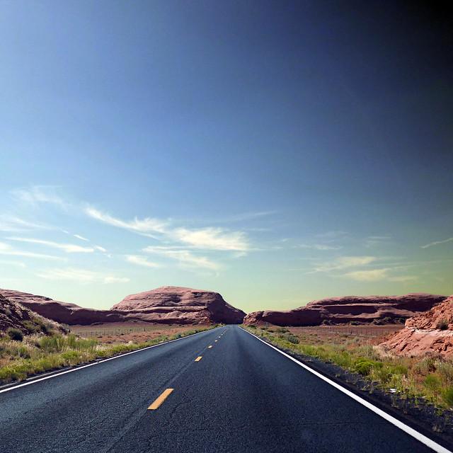 Rock Point, Arizona, USA