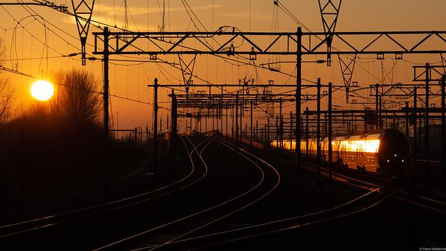 station Hoofddorp