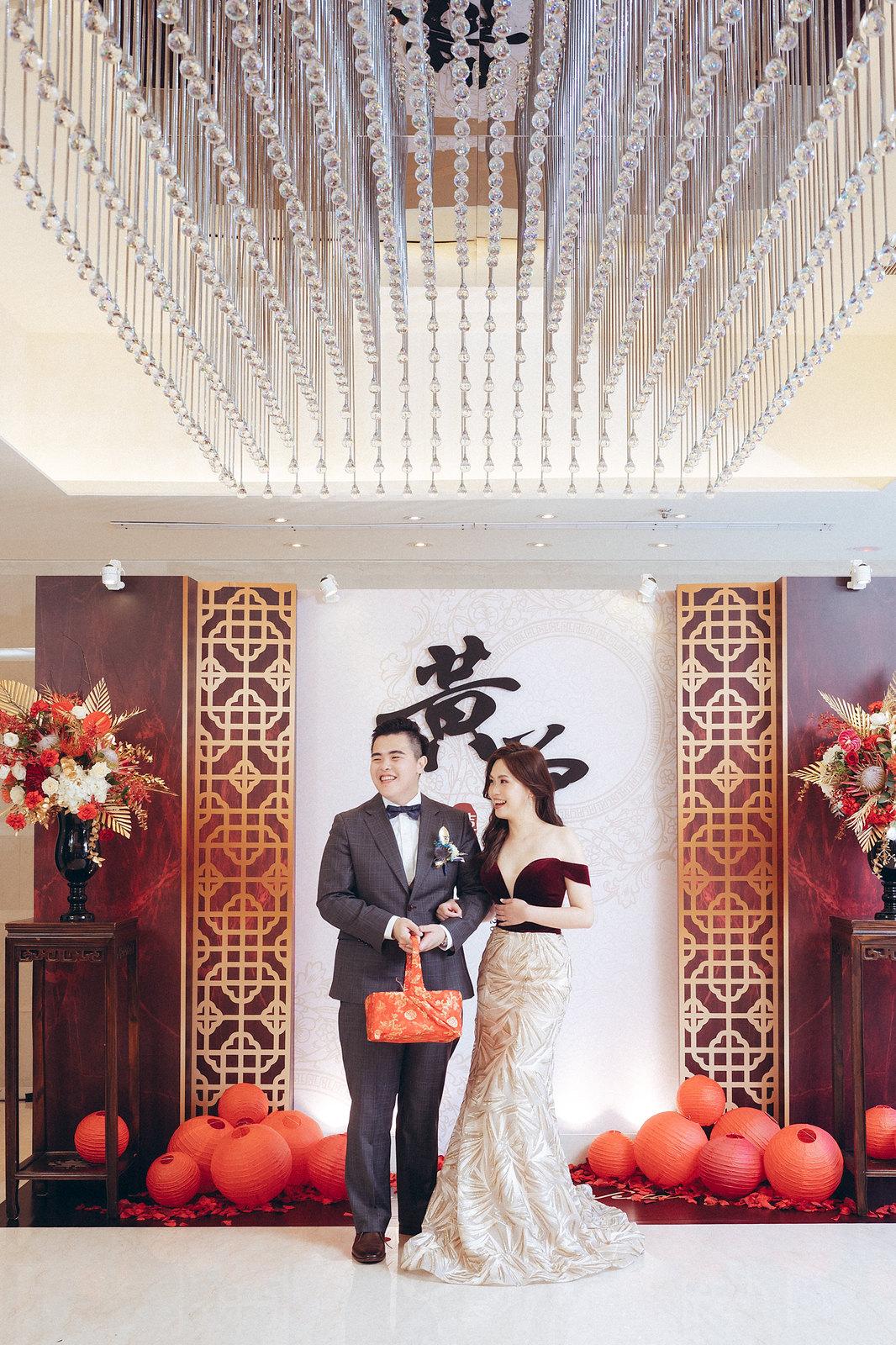 【婚攝】Sherwin & Chi / 故宮晶華 Silks Palace