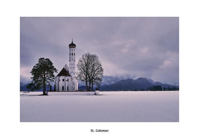 St. Coloman
