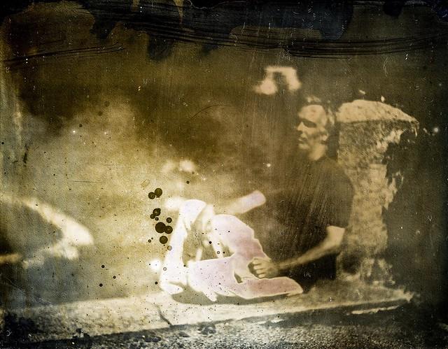 Jo en daguerrotip / Daguerrotyped myself