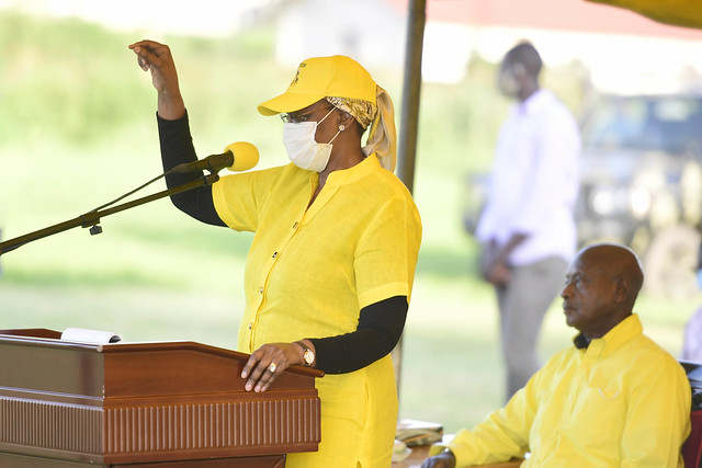 Ntungamo - NRM Youth meeting - Campaigns 2021 - 02