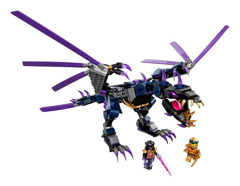 LEGO NINJAGO 2021 Overlord Dragon